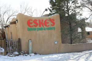 dog friendly restaurants in taos