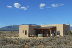taos new mexico: pet friendly vacation rental home